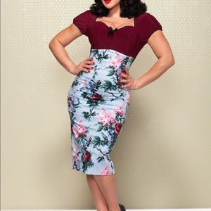 Pinup Girl Couture Mary Ann Dress